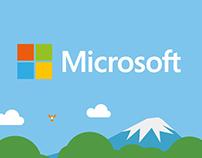 Ilustraciones Microsoft
