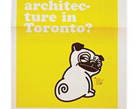 TORONTO PUG AWARDS FOR ARCHITECTURE