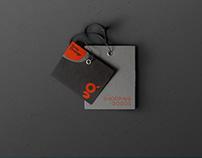 Grayorange shop branding