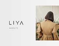 Liya Website Design