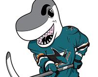 SJ Sharkie Illustrations