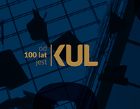 KUL University 100st year anniversary identity
