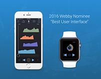 iZotope Spire Recorder - Webby Nominated Audio App