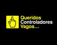 Queridos Controladores Vagos