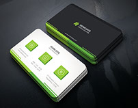 FREE - Corporate Business Card