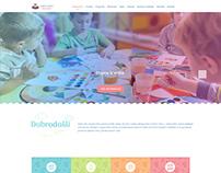 Djecji vrtic - website