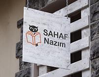 Logo for Bookstore