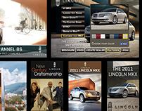 Lincoln iTV Campaign