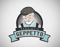Geppetto Association | Logo design