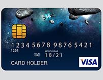 Visiting & Credit card