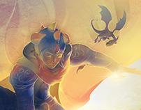 Final Fantasy 30th anniversary: Warrior of light