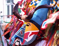 Iberian Traditional Masks Máscara Ibérica
