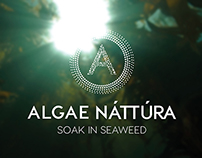 ALGAE | Soak in seaweed