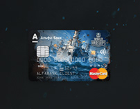 Wargaming + Alfa bank | UX/UI