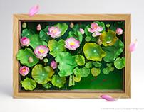 Lotus Clay Handmade