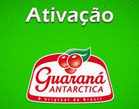 Guaraná Antarctica - Parmê Co-Branding