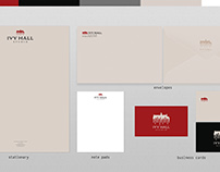 Ivy Hall Studio // Branding