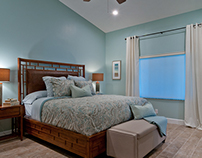 Coastal Chic Master Suite