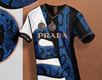 Inter & Prada | Brand mix concept