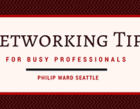 Networking Tips for Busy Professionals