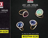 JCK Las Vegas Show Sands Expo & The Venetian, Las Vegas