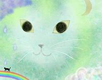 cat-o'clock お天気屋さんの猫の目時計