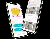 Good Deed Brand & App