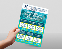 Programa de Actividades para el CPPe
