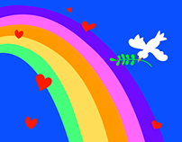 Rainbow for Orlando