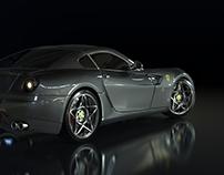 """Render """"Ferrari 599"""""""
