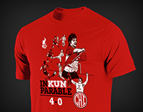 Kun Agüero T-Shirt