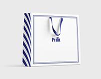 Prifit | Visual Identity & Packaging Design