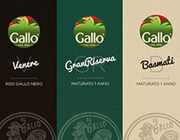 GALLO rice_ Packaging