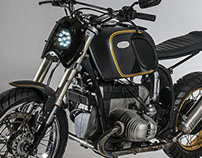 "BMW R100RT ""LUCIFERO"""