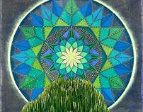 Mandala: uno mismo: la forma y el todo