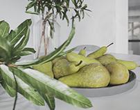 Soft pear