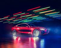 BMW. Concept 4.
