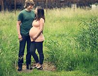 Kevin & Alyssa's Baby Bump