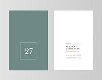 Dwell 27 // Business Cards
