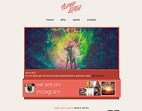 A Concept Website