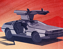 Delorean's are cool.