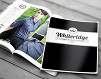 Whiteridge Inc. - Product Catalog - 2013