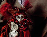 The Phantom of the Opera, puppet