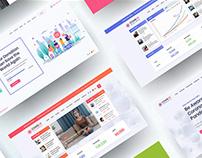 Kovid Kit - CoronaVirus Prevention Website PSD Template