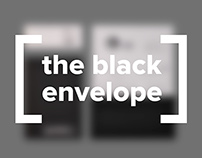 The Black Envelope - cv & portfolio