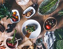 Tapas Gastro bar / food photography