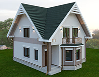 Design of fasade