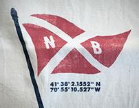 New Bedford Printed Drawstring Bags