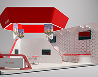 ONE SEVEN // Exhibition Stand / Interschutz