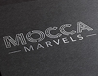 Mocca Marvels Logo Design
